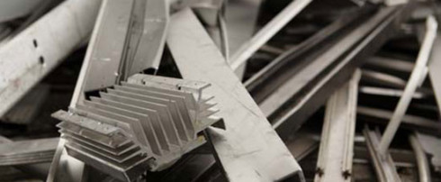 Aluminum Extrusions Recycling