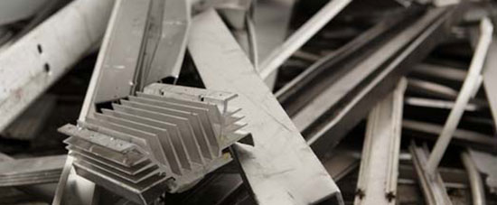 Birmingham's Recycle USA, Inc. Providing Aluminum Extrusions Recycling Services