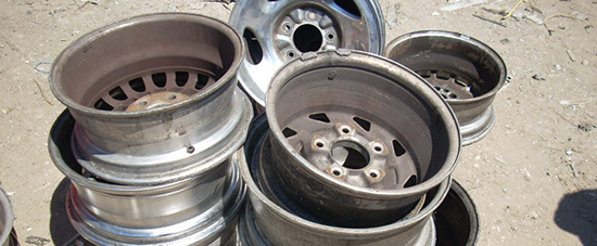 Birmingham's Recycle USA, Inc. Providing Aluminum Alloy Rims Recycling Services