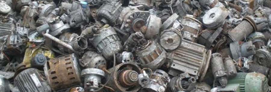 Birmingham Recycle USA, Inc. Providing Starters - Alternators Recycling Services