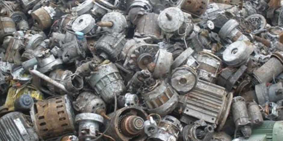 Automotive Alternators & Starters Recycling Services