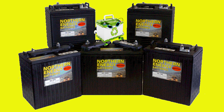 Golf Cart Battery Recycling