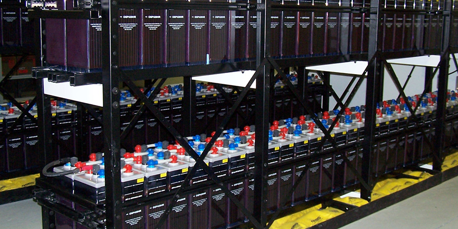 Industrial Cell Site-Cell Tower Batteries