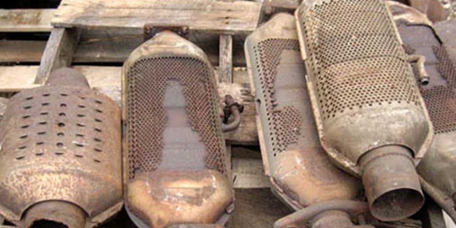 Catalytic Converters | Recycle USA, Inc