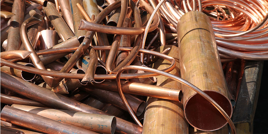 Copper #1 Recycling Services