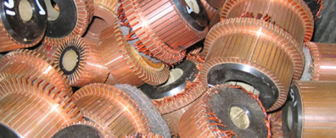 Copper Bearings Recycling
