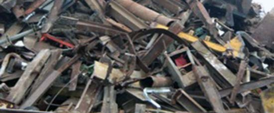 Heavy Structural Iron Recycling