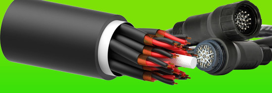 Insulated Copper MCM Cable 350/500/750