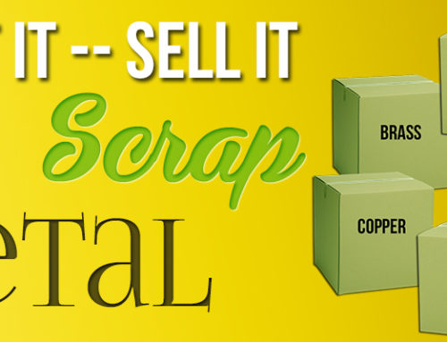 Do You Know How to Sell Scrap Metal?